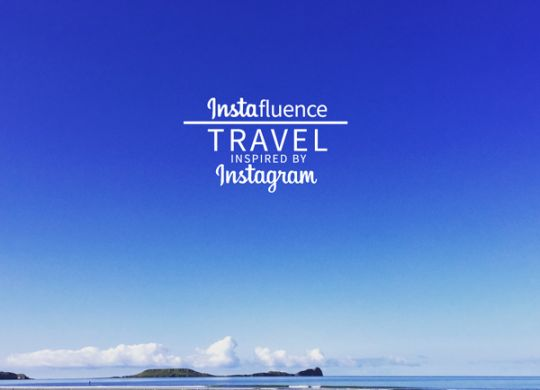 Instafluence - Travel inspired by Instagram - Ruth McAllister Kemp