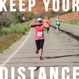 Running the Thelma + Louise Half Marathon in Moab, Utah - Sanity for a travelling introvert by Ruth McAllister Kemp