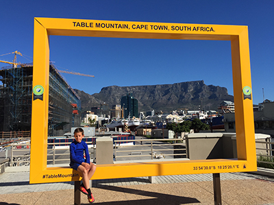 Gospel + grief in Cape Town - by Ruth McAllister Kemp